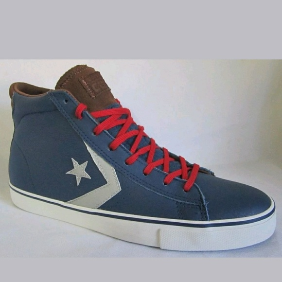 NWT Converse Chuck Taylor Pro Leather Mid Top Shoe 5a5ce8a72